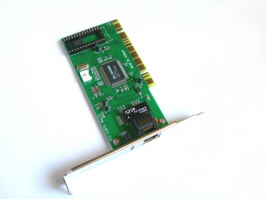 Placa de retea (Ethernet)