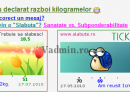 Tickere slabit imbunatatite pe forum.slabute.ro