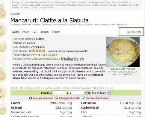 tipareste-informatii-aliment-484x391 Tiparire informatii alimente si retete